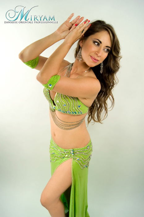 Belly dancer Montreal