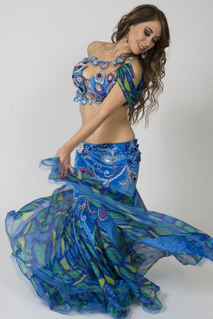 Belly dancer Montreal - MIRYAM